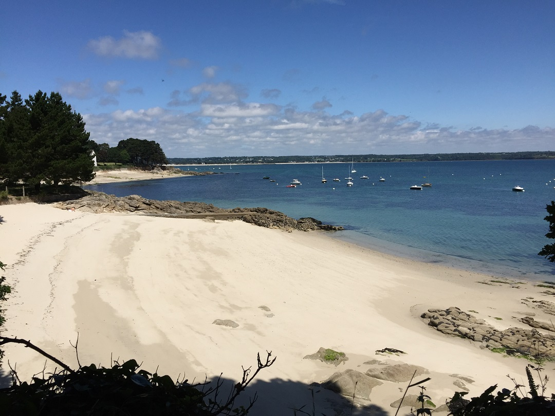 Location fouesnant Plage