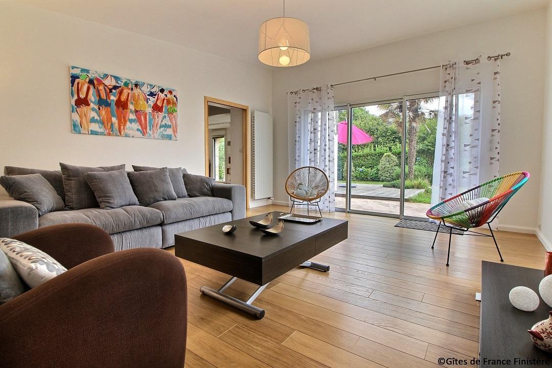 Salon Maison Fouesnant